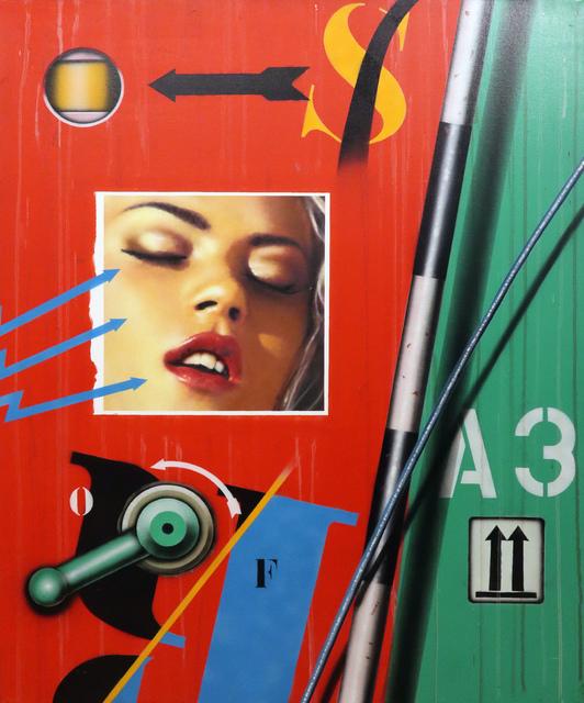 Peter Klasen, 'Reve/S/A3', 2004, Galerie Christiane Vallé