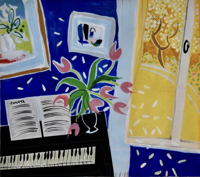 , 'Sonata,' 1985, Robert Eagle Fine Art