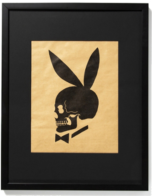 Richard Prince, 'Skull Bunny', 1991, EHC Fine Art Gallery Auction