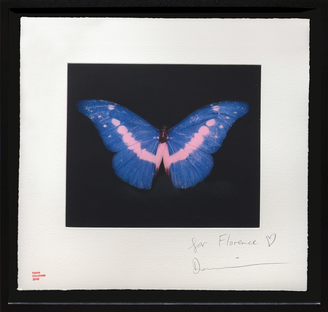 Damien Hirst, 'To Belong - Butterfly', 2008, Peter Harrington Gallery