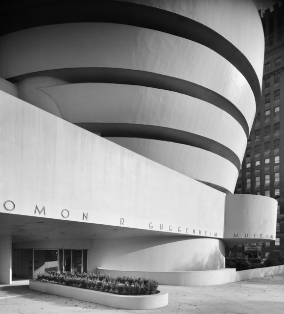 , 'Guggenheim Museum, Frank Lloyd Wright, New York, NY,' 1959, Yossi Milo Gallery