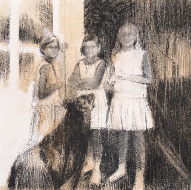 , 'Cómplices,' ca. 2017, Anquins Galeria