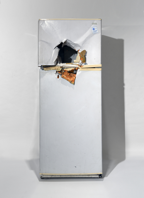 , 'Untitled (refrigerator),' 2009, The Studio Museum in Harlem