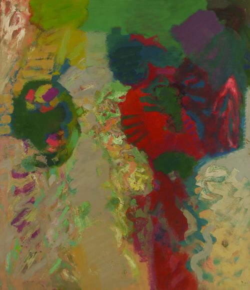 , 'Decentergration,' 1960, Walter Wickiser Gallery