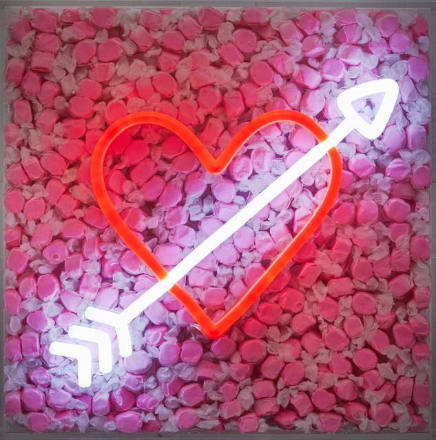 , 'Pink Heart,' 2019, ArtStar