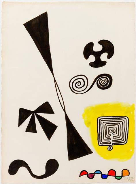 , 'Untitled,' 1943, Omer Tiroche Gallery