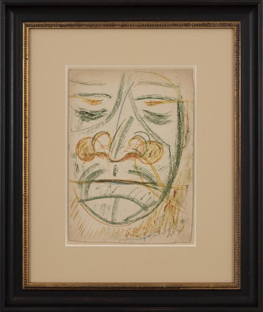 , 'Muhsin Ertuğrul,' 1959, Galerist