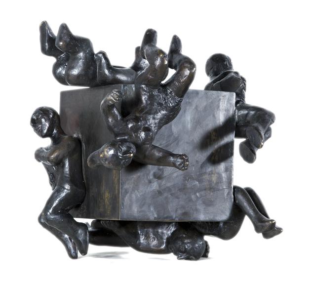 Fadi Yazigi, 'Cube 1', 2014, Contemporary Art Platform Kuwait