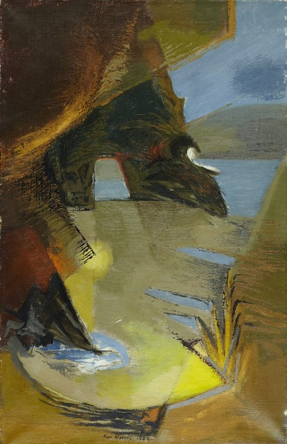 , 'Sea Cave VII,' 1952, Childs Gallery