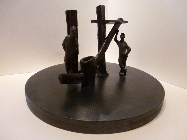 , 'Glassworks I,' 1986, Boundary Gallery