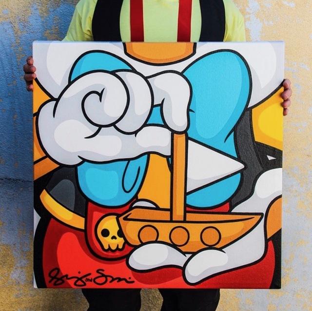 , 'Pinnochio,' 2014, Peerless Arts