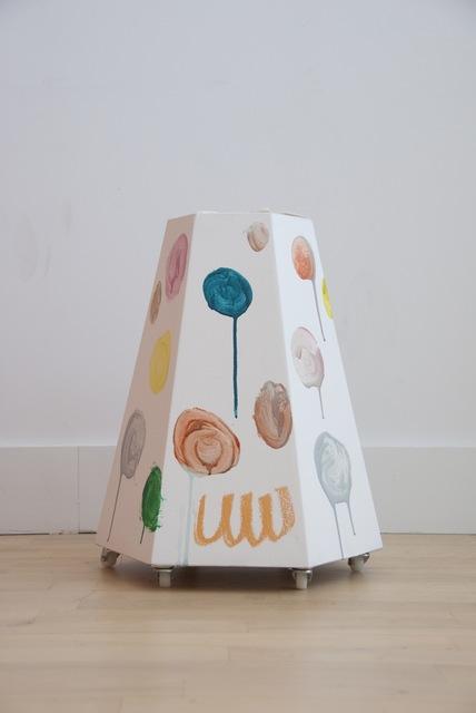 , 'Karaoke Tent,' 2014, KOKI ARTS