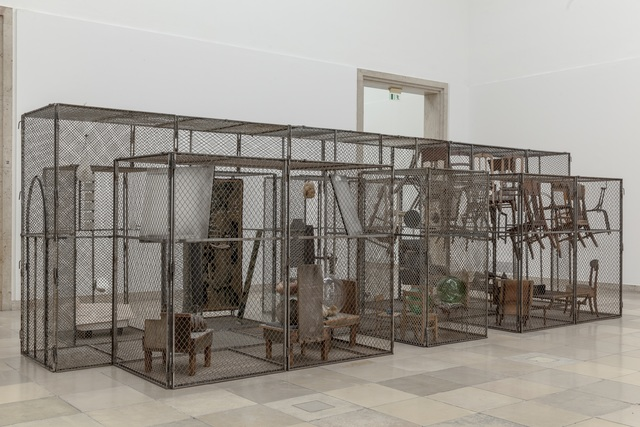 , 'Passage Dangereux,' 1997, Guggenheim Museum Bilbao