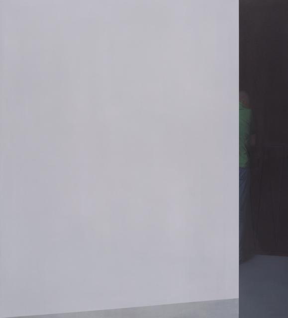 , 'Railing,' 2017, Gallery Hakgojae