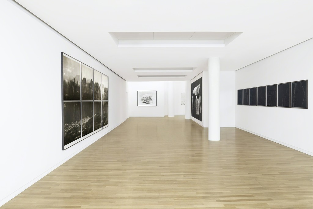 Exhibition view of Tacita Dean at Espace Louis Vuitton Munich, Credit Christian Kain