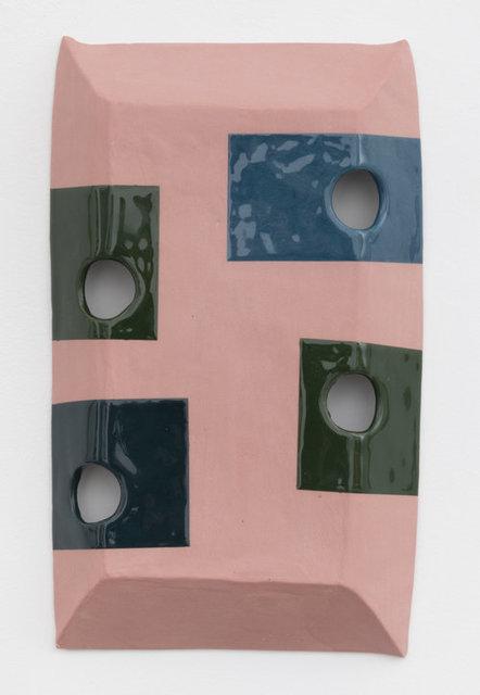 Martha Clippinger, 'Four Square', 2018, Philadelphia's Magic Gardens