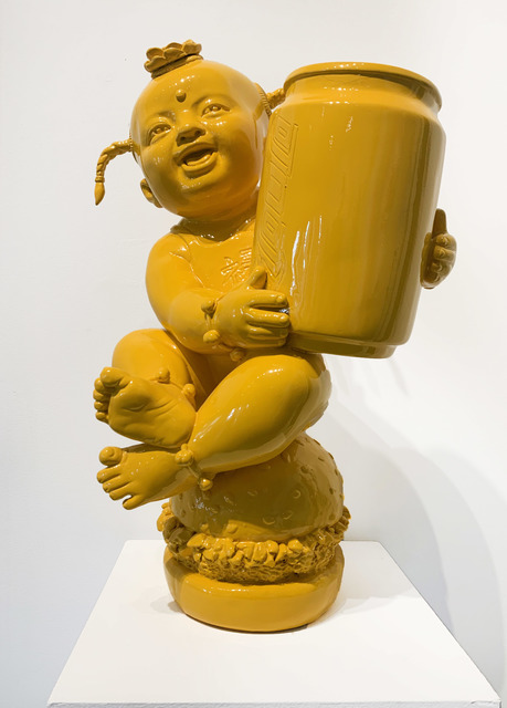 , 'Yellow,' Contemporary, Adelson Galleries