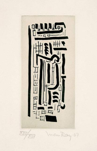 , 'Electrisme,' 1967, Gallery AM MEER