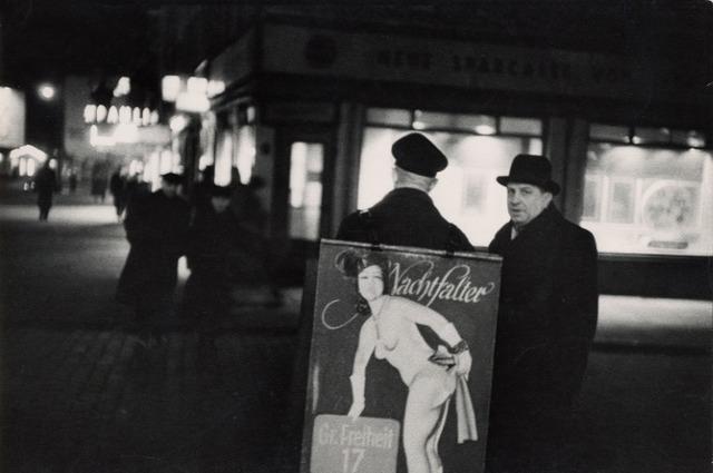 , 'Hamburg. 1952.,' , Danziger Gallery