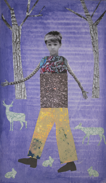 , 'Leaving the Forest,' 2015, Turner Carroll Gallery