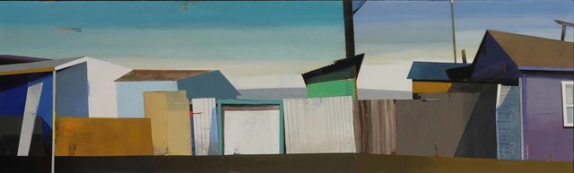 , 'Traveling Through the South #16,' 2017, Caldwell Snyder Gallery