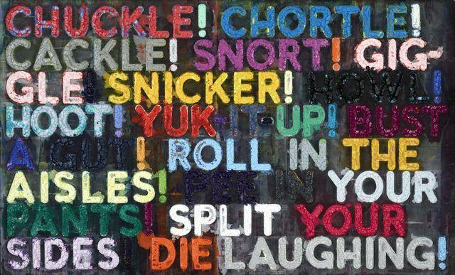 , 'Chuckle (MB5154),' , Galerie de Bellefeuille
