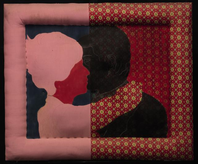 , 'Quadro per una coppia felice,' 1965, Galleria Tega