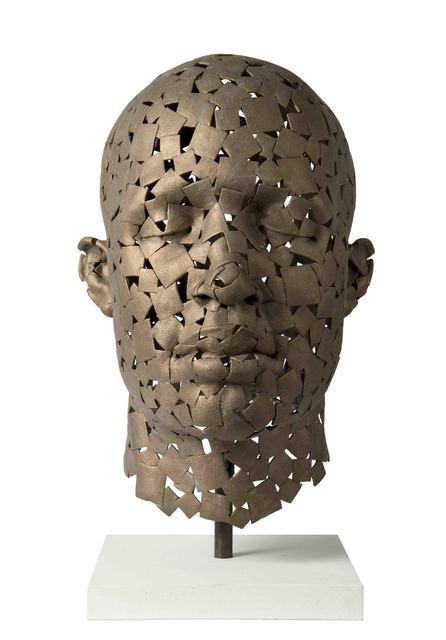 , 'Squares Head I (Cabeza Cuadros I),' 2014 , RGR+ART