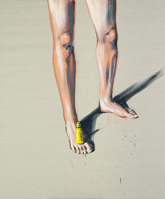 , 'Gelehrtenbeine - Uhu Balance  ,' 2015, Artdepot