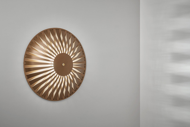 , 'Glint Light Flat (Wall),' 2017, LMAKgallery