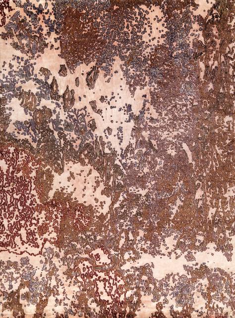 Joseph Carini, 'Seychelles Oak', 2014, Joseph Carini Carpets