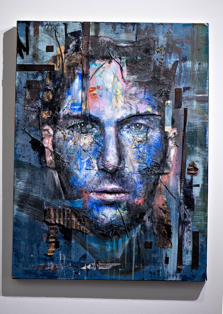 , 'Portrait for Nobody,' 2018, Capulet Art Gallery