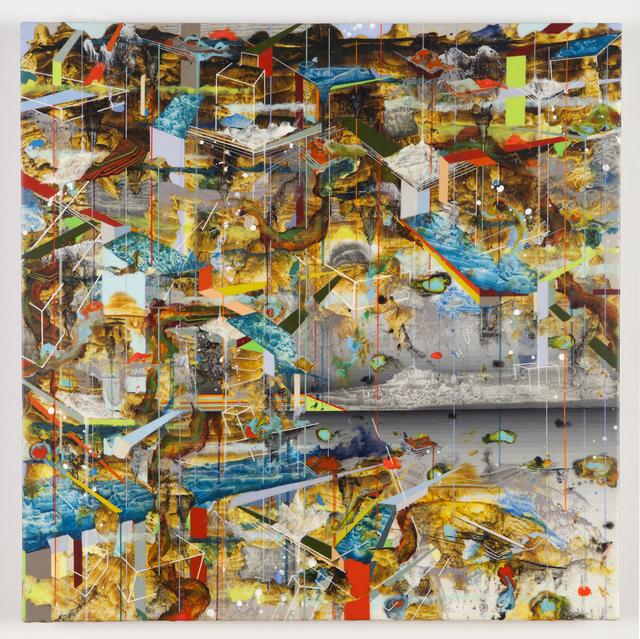 Linda Mieko Allen, 'Parallax X', 2013, Nancy Hoffman Gallery