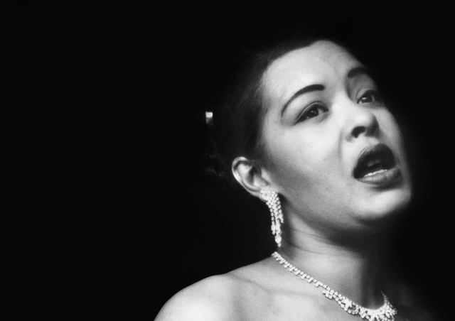 , 'BILLIE HOLIDAY,' 1952, Beetles + Huxley