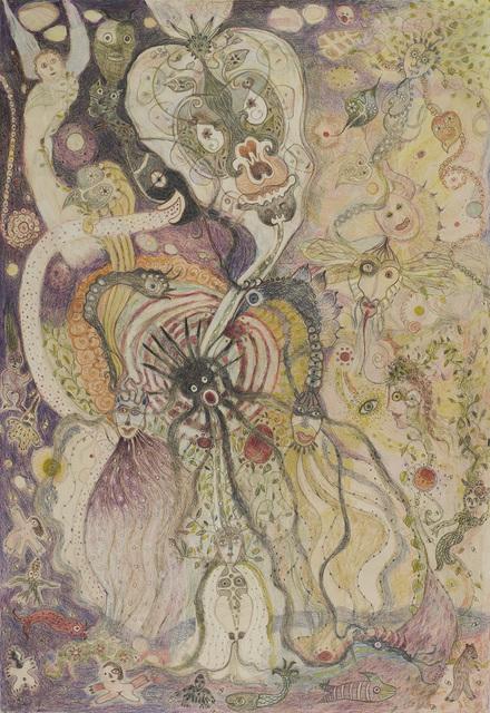 , 'Le chant du Tambour,' 2015, Cavin Morris Gallery