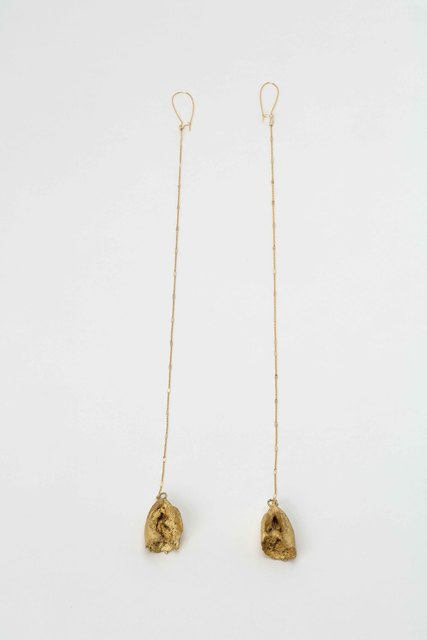 Okada Hiroko, 'Engaged Body: Earrings - lungs ', 2019, Mizuma Art Gallery