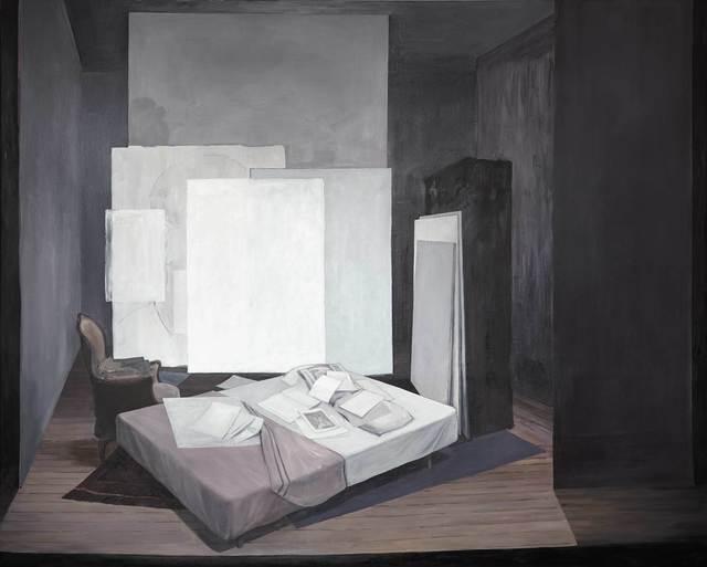 , 'Estudio para un Retrato,' 2016, Pasto