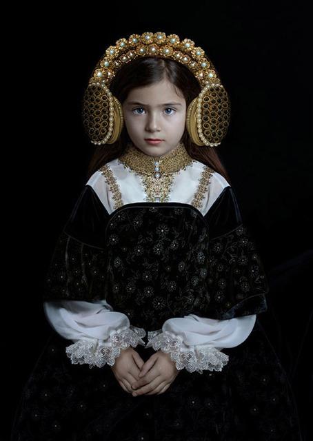 , 'Princess Alejandra,' 2013, Galeria El Museo