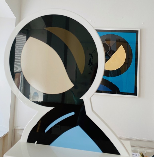 , 'Heads - Bobby,' 2017, Frank Fluegel Gallery