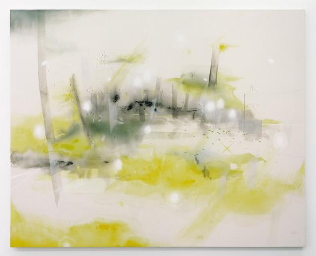 Shinpei Kusanagi, 'lamp,' 2009, Altman Siegel