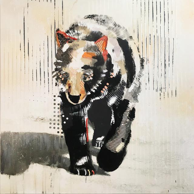 Samantha Walrod, 'Warm Bear East', 2019, Newzones