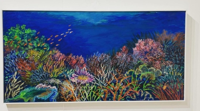Thelma Appel, 'Sea Garden IV', 2014, Alpha 137 Gallery