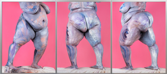 , 'Untitled From Nudes Series,' 2012, Wetterling Gallery