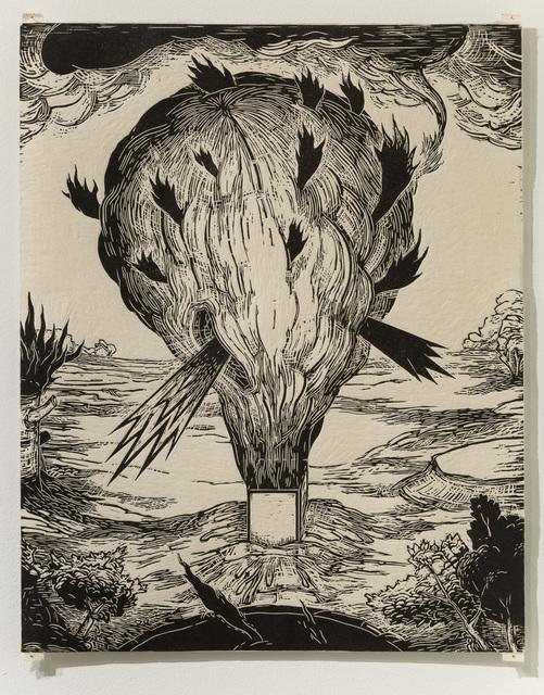 , 'The Leak,' 2013, dc3 Art Projects