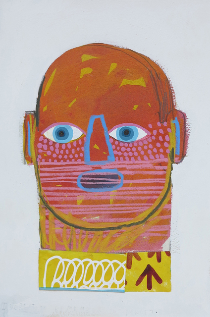 , 'Head 12 ,' 2018, Turner Barnes Gallery