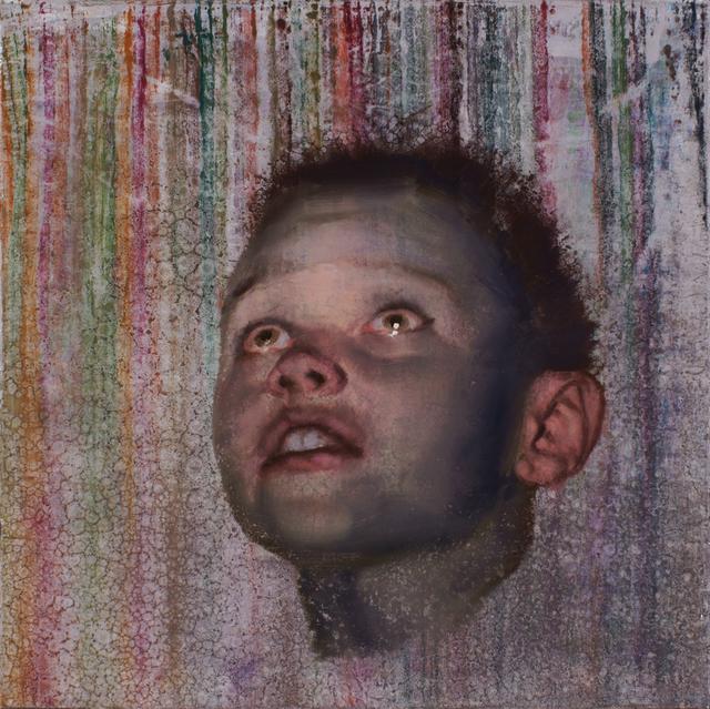, 'Head of a Boy,' 2016, Federico Luger (FL GALLERY)