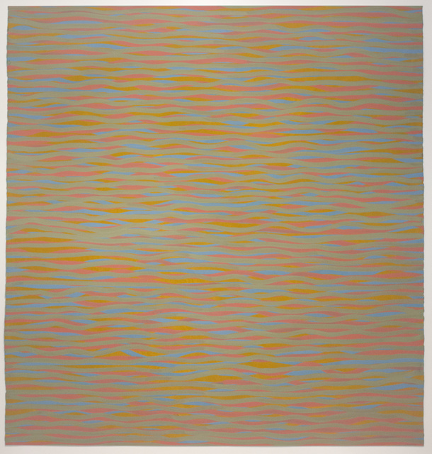 , 'Lines in Color,' 2004, Schacky Art & Advisory