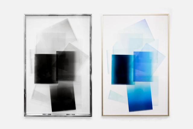 , 'pez sombra [shadow fish],' 2016, Arróniz Arte Contemporáneo