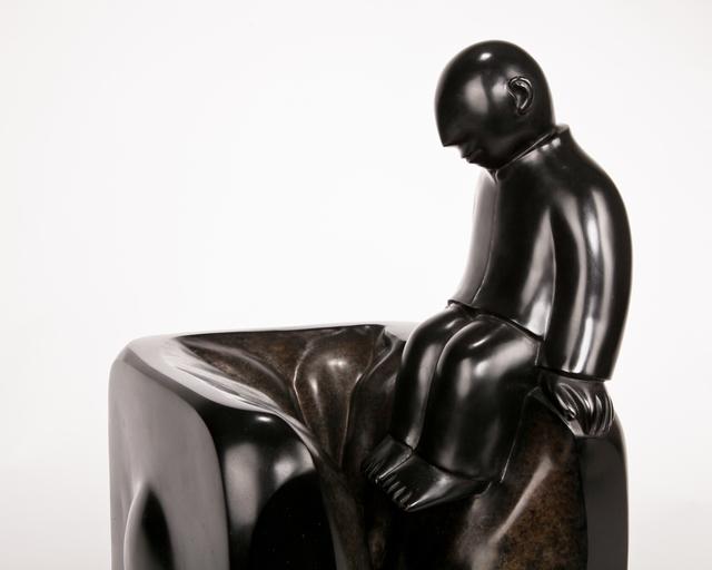 , 'Mountain 2 - Sitting,' , Ode to Art