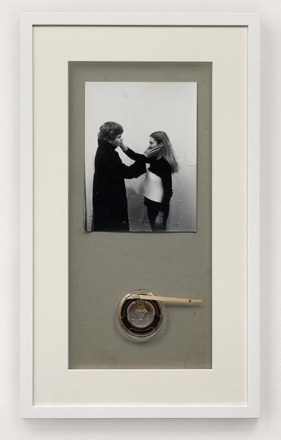 , 'Inaugurazione alla Tommaseo,' 1977, Richard Saltoun